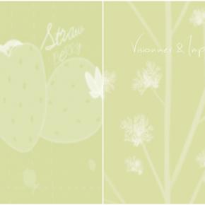 Pavlova aux Fraises & Crème Fouettée Citron Basilic