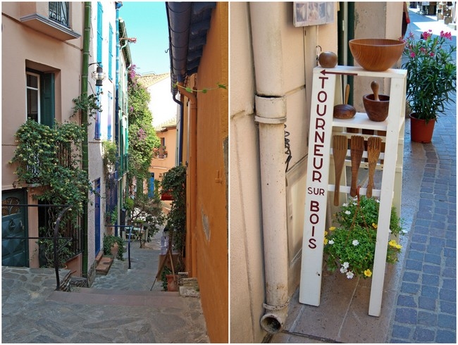 Ruelles Collioure