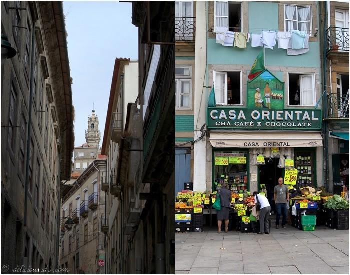 Ruelles Porto
