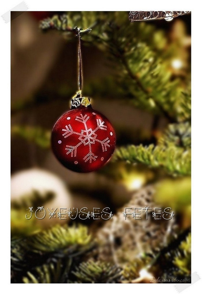 Déco Noël 2013