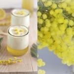 Yaourt au Citron & Gelée de Mimosa