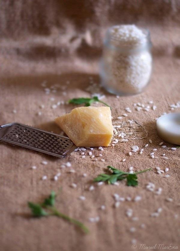 Riz Arborio Parmesan