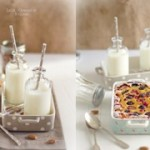Accueil Clafoutis Fruits Rouges Lait d'Amandes DIY