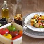 Salade façon Panzanella