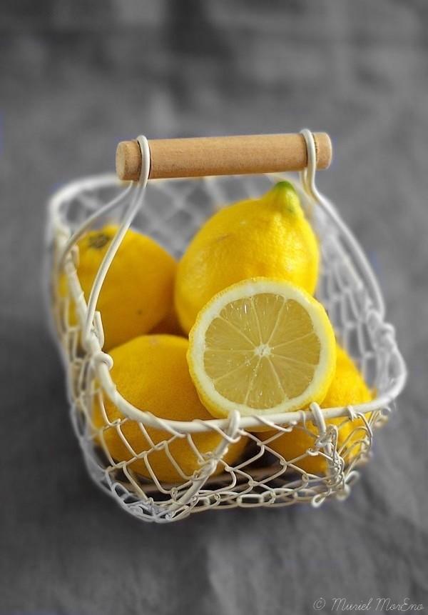 Panier Citron