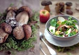 Salade Automnale à la une