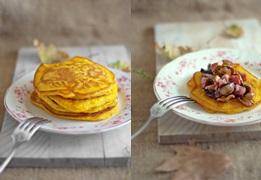 Pancakes Potimarron Image à la Une